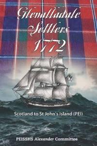 Alexander Glenalladale book cover