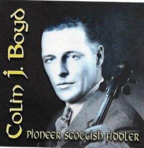 Colin J Boyd